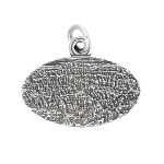 LGU® Sterling Silver Oxidized Bryce Canyon National Park Utah Travel Charm -with Options