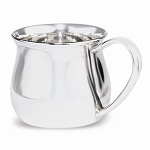Sterling Silver Silhouette Baby Cup 5 oz.