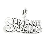 Sterling Silver Someone Special Charm