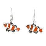 Sterling Silver Clown Fish