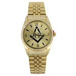 Brand New Men's Freemason Masonic Mason Watch